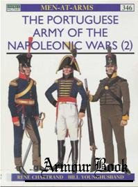 The Portuguese Army of the Napoleonic Wars (2) [Osprey Men-at-arms 346]