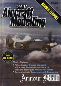 Scale Aircraft Modelling 1996-04 (Vol.18 No.02)