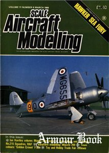 Scale Aircraft Modelling 1989-03 (Vol.11 No.06)