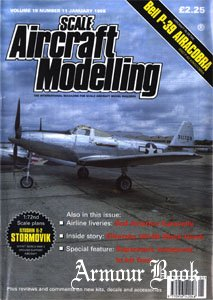 Scale Aircraft Modelling 1998-01 (Vol.19 No.11)