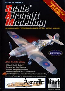 Scale Aircraft Modelling 1999-04 (Vol.21 No.02)
