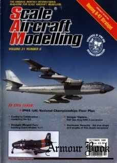 Scale Aircraft Modelling 1999-10 (Vol.21 No.08)