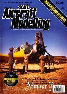 Scale Aircraft Modelling 1997-10 (Vol.19 No.08)