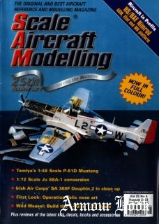 Scale Aircraft Modelling 2003-08 (Vol.25 No.06)