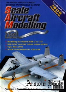 Scale Aircraft Modelling 2003-11 (Vol.25 No.09)