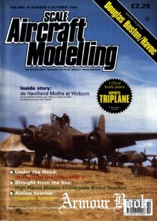 Scale Aircraft Modelling 1996-10 (Vol.18 No.08)