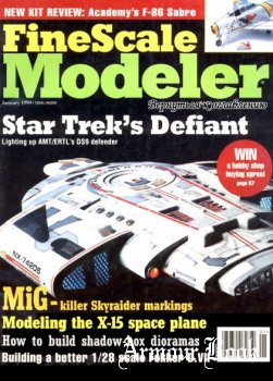 FineScale Modeler 1999-01 (Vol.17 No.01)