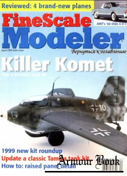 FineScale Modeler 1999-04 (Vol.17 No.04)