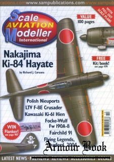 Scale Aviation Modeller International 2004-10 (Vol.10 Iss.10)