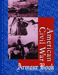 American Civil War Reference Library (4 Volumes) [UXL]