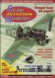 Scale Aviation Modeller International Vol.1 Iss.11 - 1995