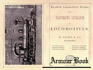 1871 Baldwin locomotive works. Illustrated catalogue