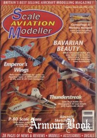 Scale Aviation Modeller 1996-06 (Vol.02 Iss.06)