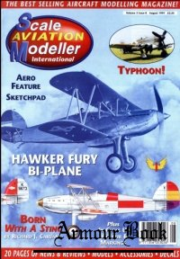 Scale Aviation Modeller International 1997-08 (Vol.03 Iss.08)