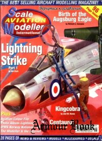 Scale Aviation Modeller International 1999-06 (Vol.05 Iss.06)