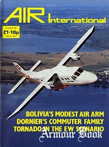Air International  1987 №10   (v.33 n.4)