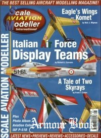 Scale Aviation Modeller International 2000-05 (Vol.06 Iss.05)