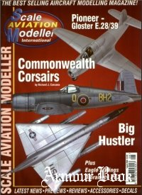Scale Aviation Modeller International 2000-08 (Vol.06 Iss.08)