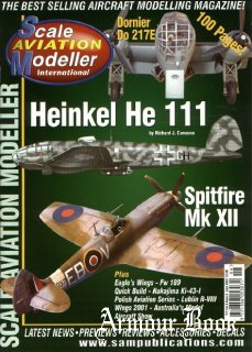 Scale Aviation Modeller International 2002-06 (Vol.08 Iss.06)