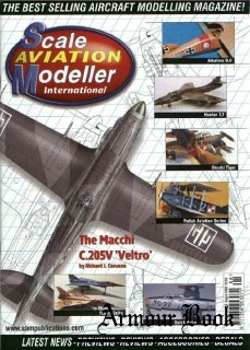 Scale Aviation Modeller International 2002-08 (Vol.08 Iss.08)