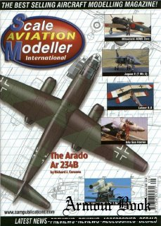 Scale Aviation Modeller International 2002-09 (Vol.08 Iss.09)