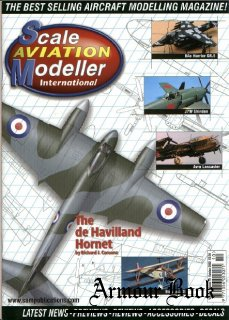 Scale Aviation Modeller International 2002-10 (Vol.08 Iss.10)