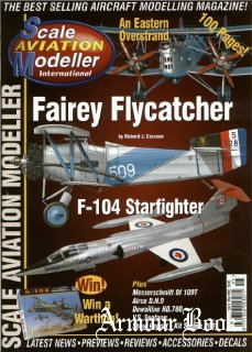 Scale Aviation Modeller International 2002-05 (Vol.08 Iss.05)