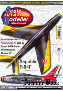 Scale Aviation Modeller International 2003-02 (Vol.09 Iss.02)
