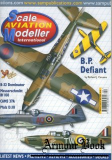 Scale Aviation Modeller International 2003-04 (Vol.09 Iss.04)