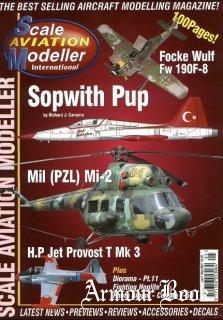 Scale Aviation Modeller International 2001-05 (Vol.07 Iss.05)