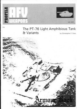 The PT-76 Light Amphibious Tank & Variants [AFV Weapons Profile 65]