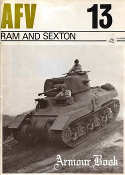 Ram and Sexton [AFV Weapons Profile 13]