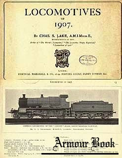 Locomotives of 1907