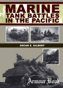 Marine Tank Battles in The Pacific [Da Capo Press]