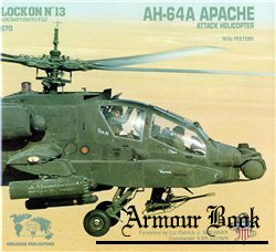 AH-64A Apache Attack Helicopter [Lock On №13]