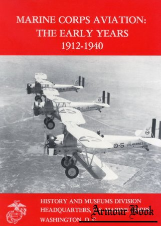 Marine Corps Aviation The Early Years 1912-1940