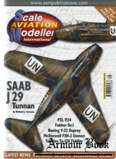 Scale Aviation Modeller International 2004-09 (Vol.10 Iss.09)
