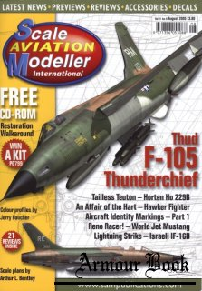 Scale Aviation Modeller International 2005-08 (Vol.11 Iss.08)