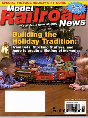 Model Railroad News 2009-12