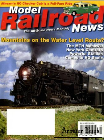 Model Railroad News 2009-01