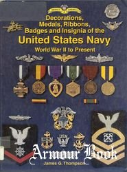 Decorations, Medals, Ribbons, Badges and Insignia of the United States Navy