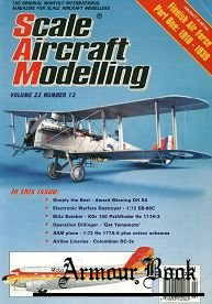 Scale Aircraft Modelling 2001-02 (Vol.22 No.12)