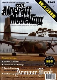 Scale Aircraft Modelling 1998-02 (Vol.19 No.12)