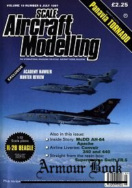 Scale Aircraft Modelling 1997-07 (Vol.19 No.05)