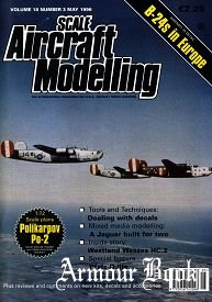 Scale Aircraft Modelling 1996-05 (Vol.18 No.03)