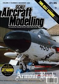 Scale Aircraft Modelling 1995-11 (Vol.17 No.09)