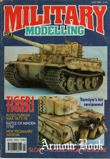 Military Modelling Vol.20 No.7 (1990)