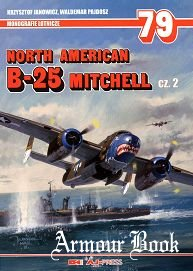 North American B-25 Mitchell cz. 2 [Aj-Press Monogrrafie Lotnicze 079]