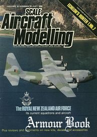 Scale Aircraft Modelling 1988-07 (Vol.10 No.10)