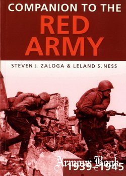 Companion to the Red Army 1939-1945 [History Press]
